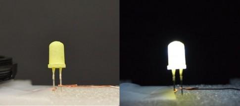 美国科学家成功开发不含稀土的LED荧光粉