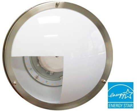 Terralux LED灯具改造产品获得能源之星认证
