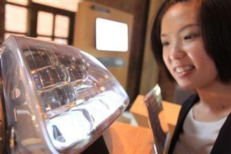 隆达电子抢攻大陆市场 获LED头灯订单