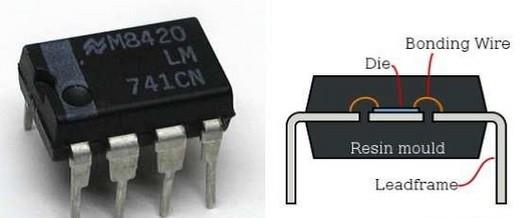 半导体科普:封装 IC芯片的最终防护与统整