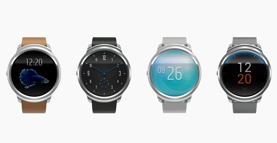 inWatch T/Ticwatch/果壳GEAK Watch II Pro对比评测