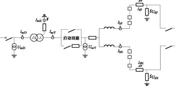 传统的海上工作平台依靠柴油发电机提供电能,而集装箱式柔性直流供电