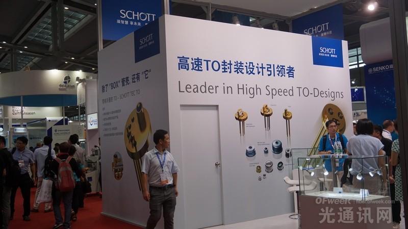 聚焦CIOE:肖特超薄玻璃将降低100G光模块成本