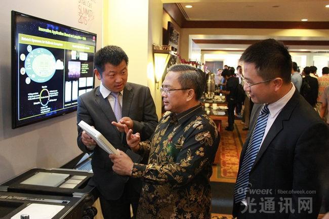 华为举办南太Small Cell峰会:共建全联接世界