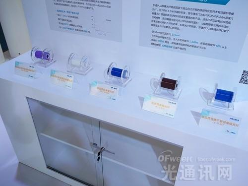 聚焦北京通信展:长飞布局特种光纤新蓝海