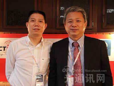 长飞光纤闫长鹍:在中国光纤光缆行业深耕多年