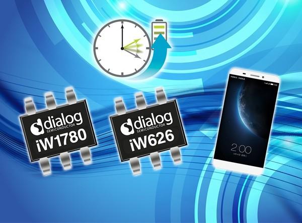 乐视手机采用Dialog公司快速充电适配器解决方案