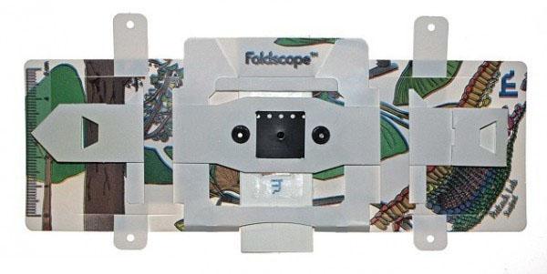 微型显微镜实现放大物体新革命:可放进口袋