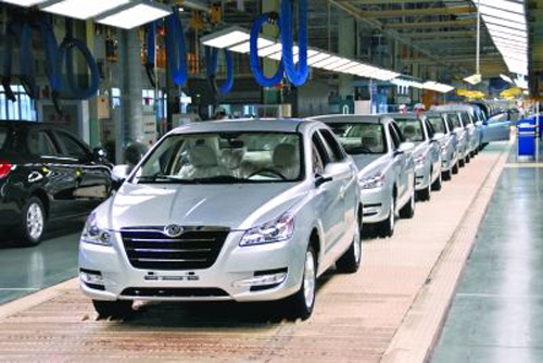 中国制造业转型