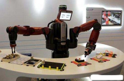 中国机器人产业