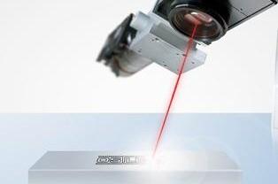 飞行激光打标机允许产品再飞行一次