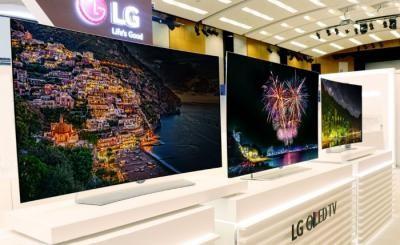 LGD将于本月底发起建立OLED电视联盟