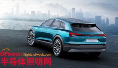 全球首家发布带有OLED灯的汽车制造商 奥迪or宝马?