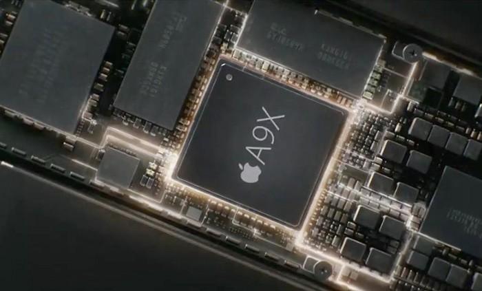苹果第三代64位A9处理器:性能提升了70% 桌面级PC性能