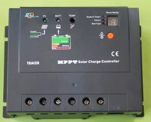 什么是MPPT(太阳能控制器)?