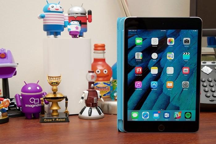 iPad mini4评测:身体mini 性能强大