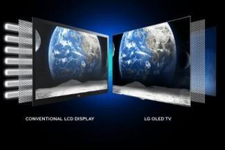 OLED大战LCD 下一代电视技术谁执牛耳?