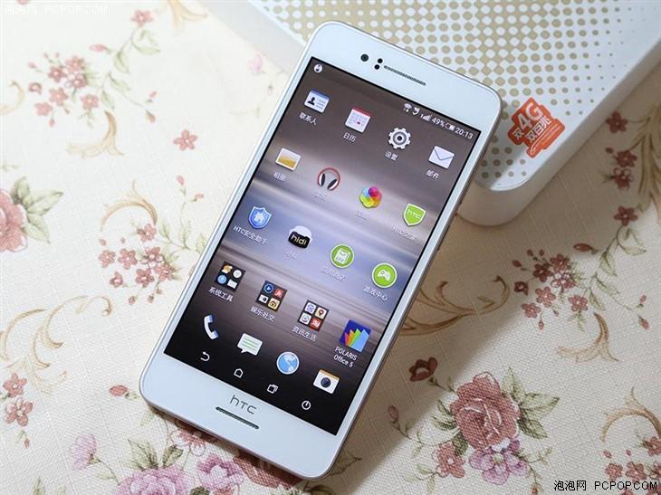 HTC Desire 728轻薄时尚造型 对决魅族/荣耀/小米