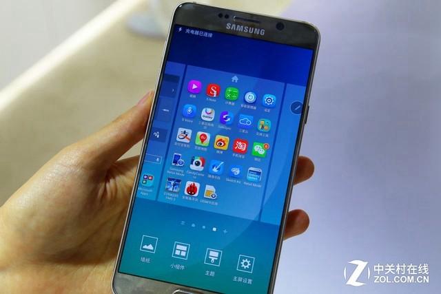 三星Galaxy Note5评测:机皇依旧 坐等苹果应战