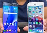 iPhone6s重夺机皇?iPhone6 Plus对比三星Note5评测探秘(多图曝光)
