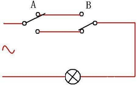 简化生活 双控开关接线方法