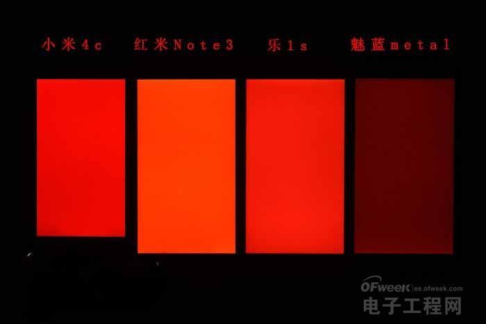 红米手机海报矢量图