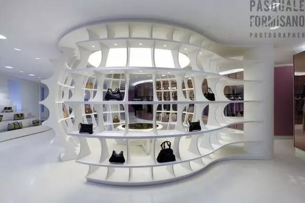 营造舒适光环境 灯具展示设计技巧