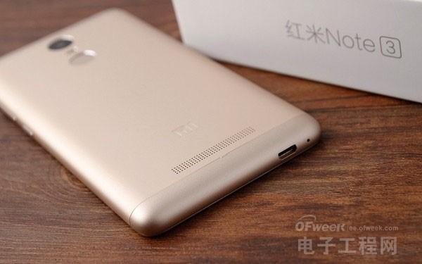 红米Note3全网通版评测:骁龙650比联发科X10强在哪