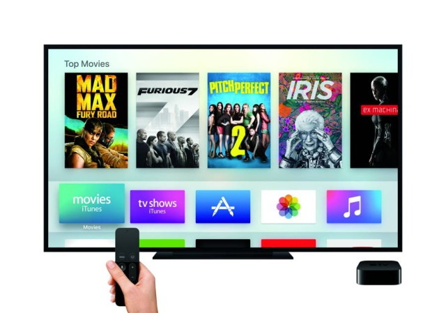 苹果第四代电视