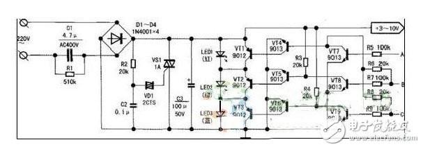 适于智能家居照明的低成本LED驱动电源方案