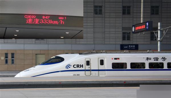 中国高端制造亚洲第一 高铁北斗等全面击败日本