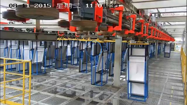 透明工厂海尔