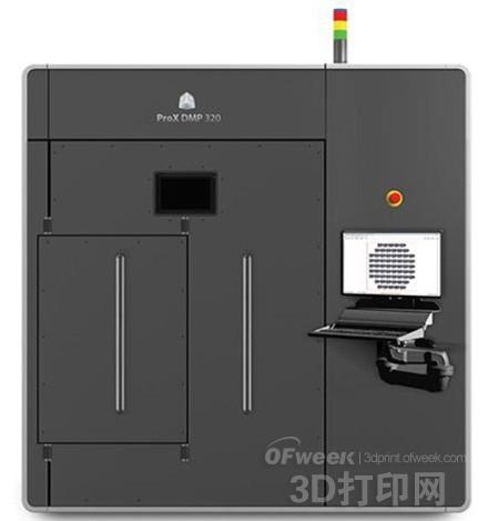 3D Systems重振士气 新推高精度ProX DMP 320 3D打印机