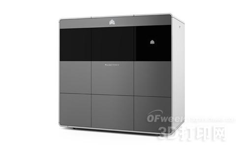 3DS新推多喷头3D打印机ProJet MJP 3600和MJP 5500X