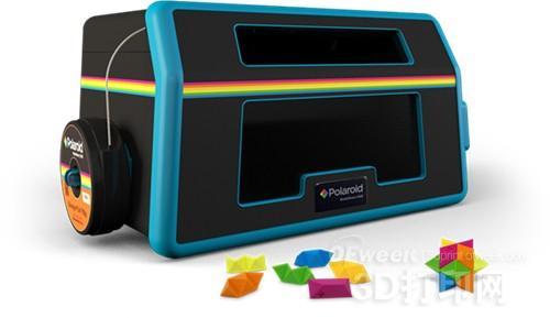 宝丽莱携首款3D打印机现身CES 2016