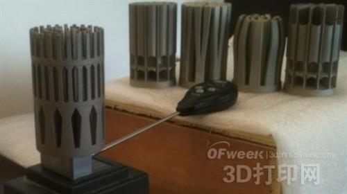 3D打印助力Plunkett Associates开发高性能散热片