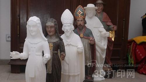 3D打印技术防止欧洲教堂珍贵文物失窃