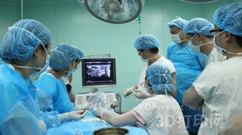 盘点已将3D打印用于临床手术的国内医院