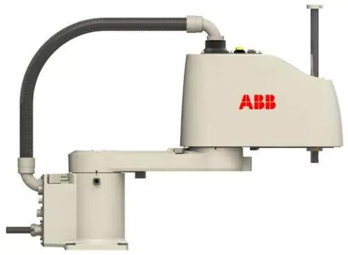 ABB推出紧凑型SCARA机器人系列产品