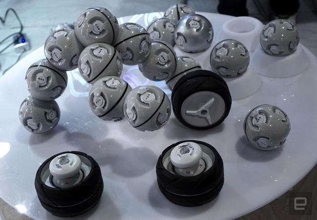 模块化机器人Cellrobot试玩 欠缺实用性