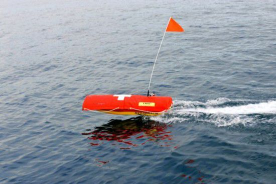 溺水者会很需要这样的机器人