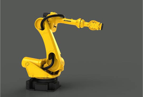 中国机器人行业发展特点   (一)中国工业机器人市场高速增长   中国已经成为全球工业机器人重要市场。2011年中国机器人出货量达到2.3万台,占全球出货量的13.8%,全球排名第四,同比增速达51%。2004-2012年中国工业机器人复合增速为29.7%,2009-2012年复合增速达到71.