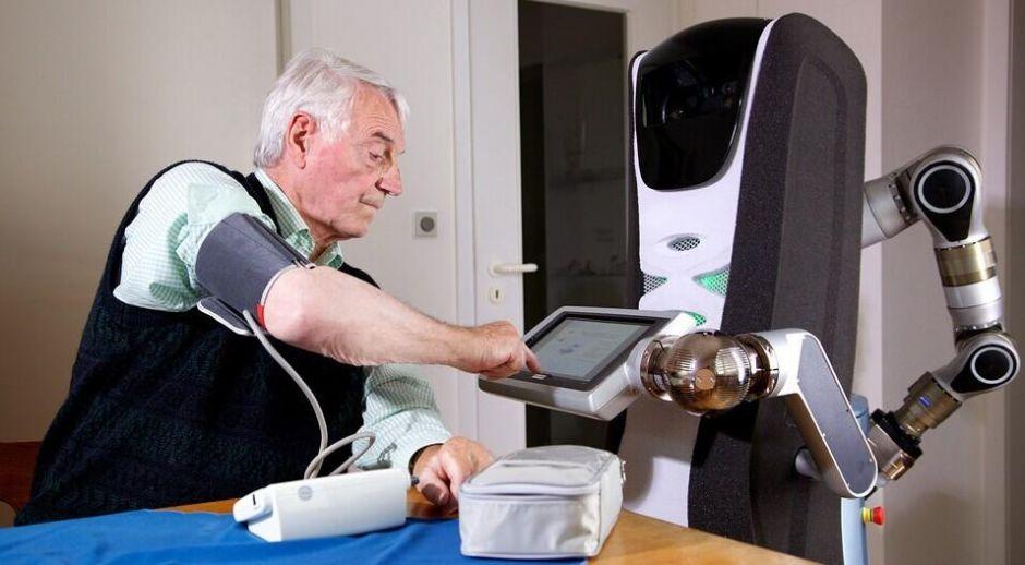 医疗服务机器人将成为下一个发展趋势