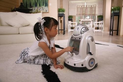 三种类型家庭机器人 国内厂家争奇斗艳