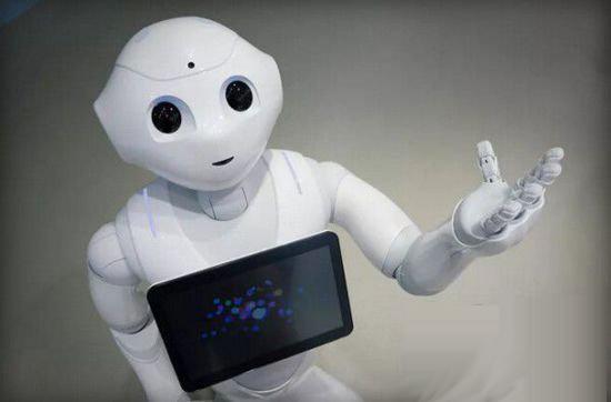 富士康产能翻番 Pepper机器人将要敞开卖 软银 Pepper机器人