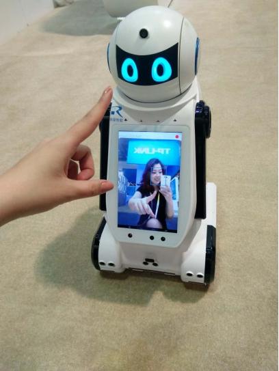 瑞芯微机器人方案CES人机交互受热议