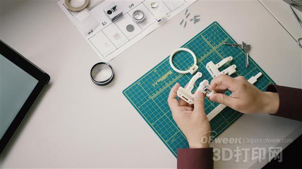 新西兰医生开发出经济易用的3D打印眼科检查工具