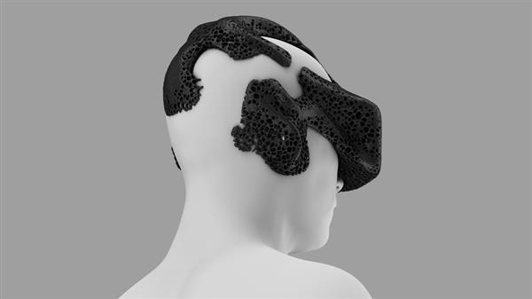 MHOX设计出时尚炫酷的虚拟现实头戴装置