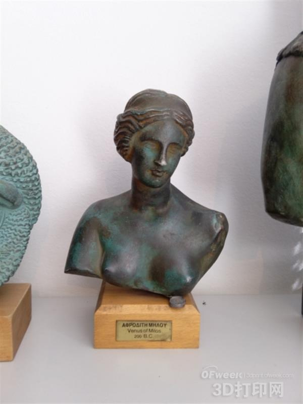 Threeding发布数百件古希腊文物3D模型供打印