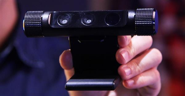 雷蛇推出强力3D扫描摄像头Stargazer